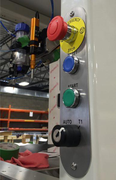 identification de contrôle de machinerie