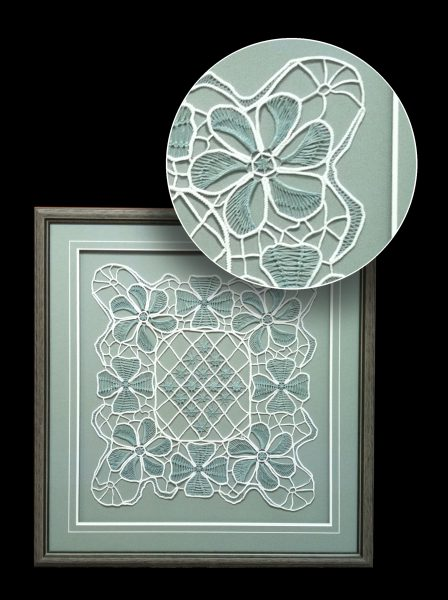 Custom-made Japanese embroidery frame, small dots, crocheted fabric 77/5000 custom frame of Japanese embroidery, small dots, crocheted fabric Send feedback History Saved Community