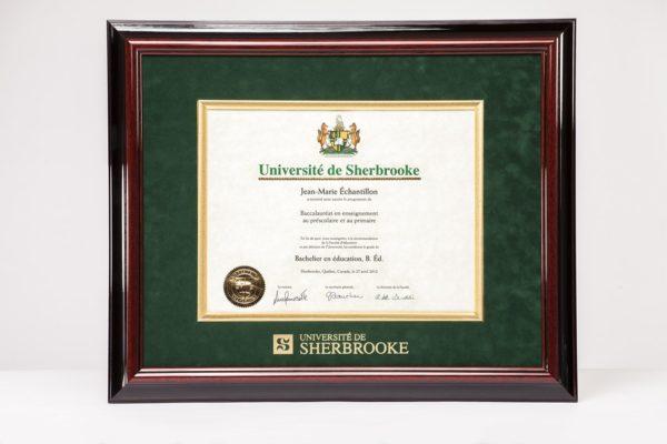 Custom diploma supervision